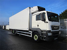 2012 (12) MAN TGS 26.320 Refrigerated Box