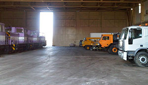 Commercial Warehousing & Storage Available to Let - Lincs UK