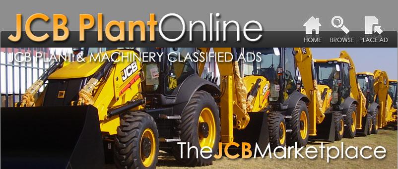 JCB Plant Online