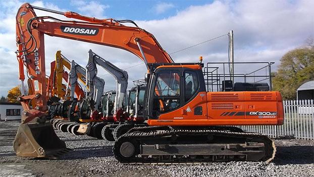 2013 Doosan DX300lc