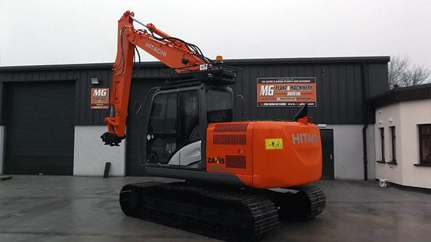 2014 Hitachi Zx130-5B