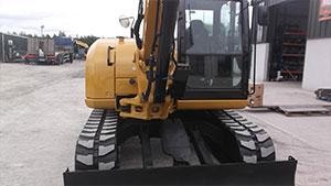 2013 Cat 308E