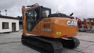 2013 Case CX130c