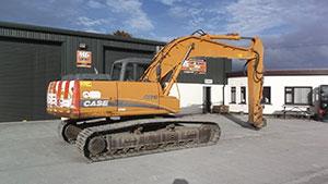 2004 Case CX210