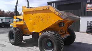 2015 Thwaites 10 Ton Dumper