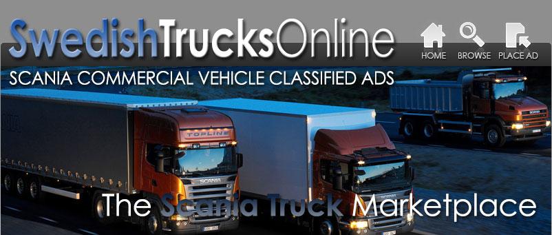 Swedish Trucks Online