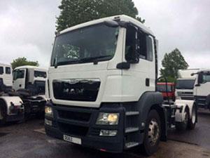 Truck & Plant Asset Management Auction