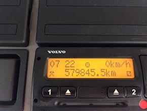 2008 '08' Volvo FE-320 6X2 Rigid