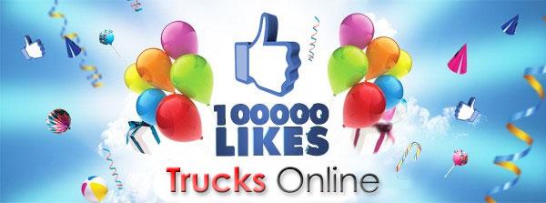 100k Likes