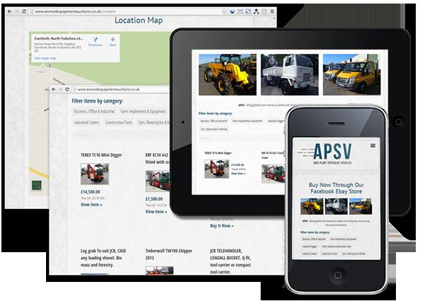 APSV Ebay Store