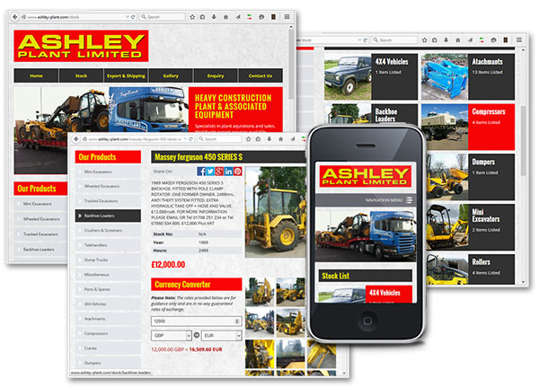 Ashley Plant Ltd