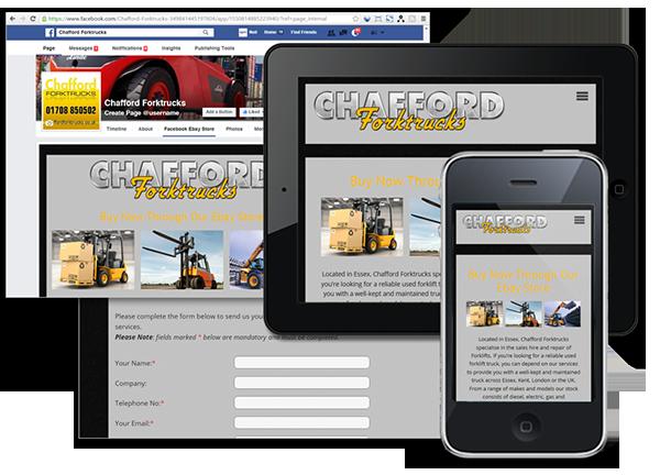 Chafford Forktrucks Ltd Ebay Store