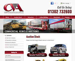 CVA Commercial Vehicle Auctions Ltd