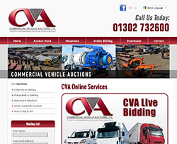 CVA Commercial Vehicle Auctions Ltd