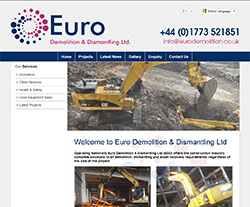 Euro Demolition & Dismantling Ltd