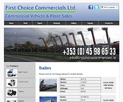 First Choice Commercials Ltd