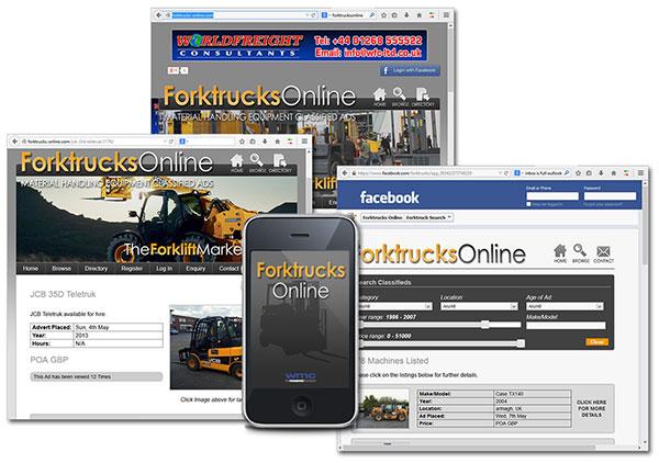 Forktrucks Online