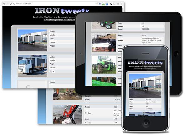 Iron Tweets