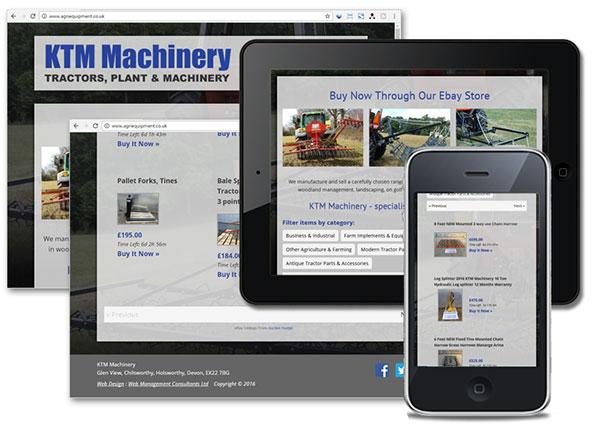 KTM Machinery