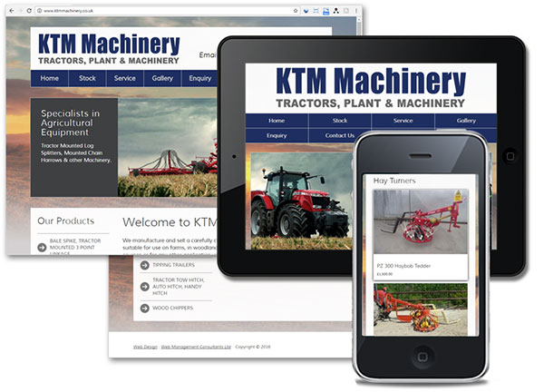 KTM Machinery
