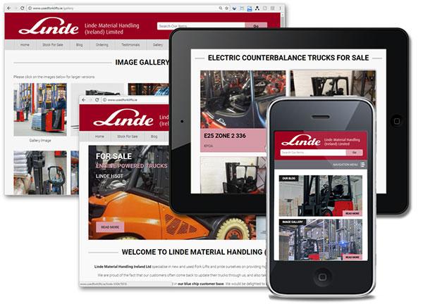 Linde Material Handling (Ireland) Ltd