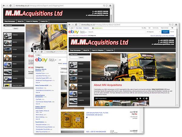 MM Acquisitions Ltd