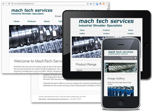 Machtech Services