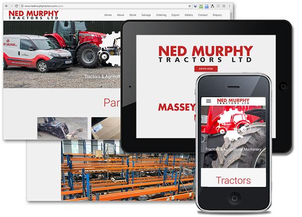 Ned Murphy Tractors