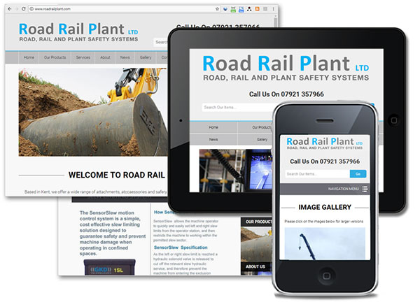 Road Rail Plant Ltd