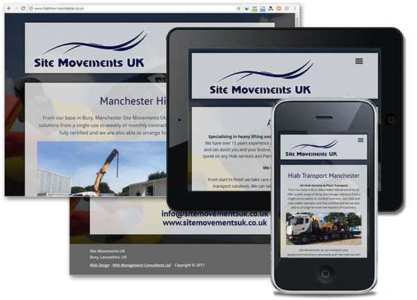 Site Movements UK