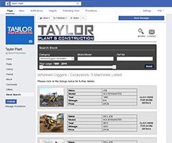 Taylor Plant & Construction