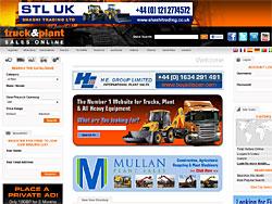 Truck & Plant Sales Online