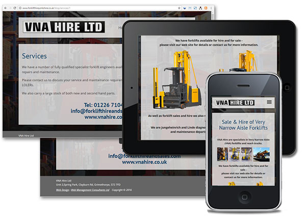 VNA Hire Ltd