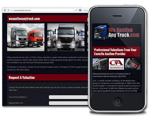 weauctionanytruck.com