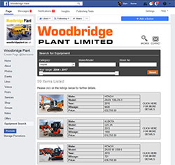 Woodbridge Plant Ltd