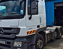 Mercedes Actros 2544 Long Distance Tractor Unit
