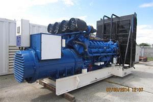 2250 KVA Generating Set