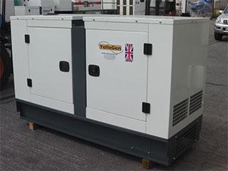 100 KVA Prime Power Perkins 1104C-44TAG2