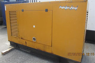 Power Plus 60 KVA Soundproof